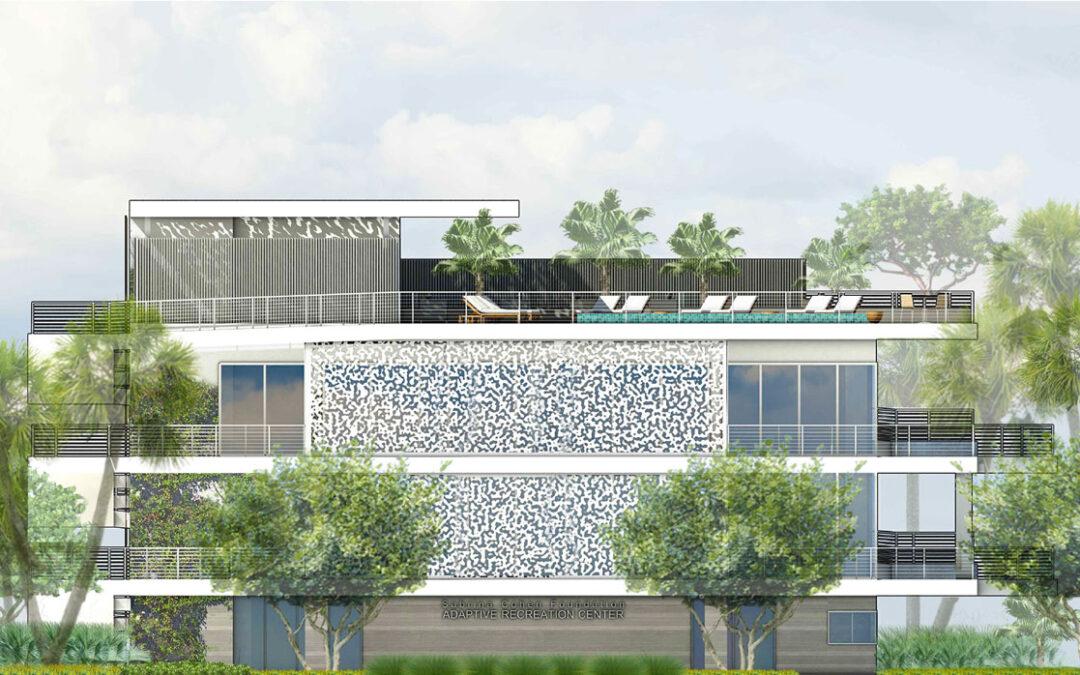 Adaptive Recreation Center Plans Unveiled