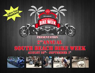 South Beach Bike Week