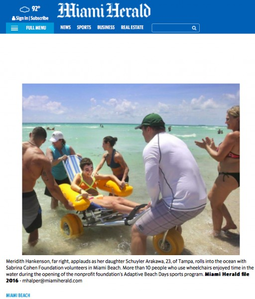 Miami Beach considers seaside facility for disabled. Neighbors say build it elsewhere: