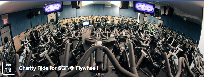 Charity Ride at Flywheel Miami Beach