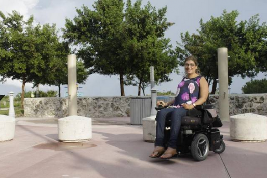 Neighbors oppose proposed accessible wellness center in Miami Beach oceanfront park.