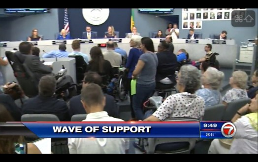City commissioners vote in favor of facility for physically impaired beachgoers