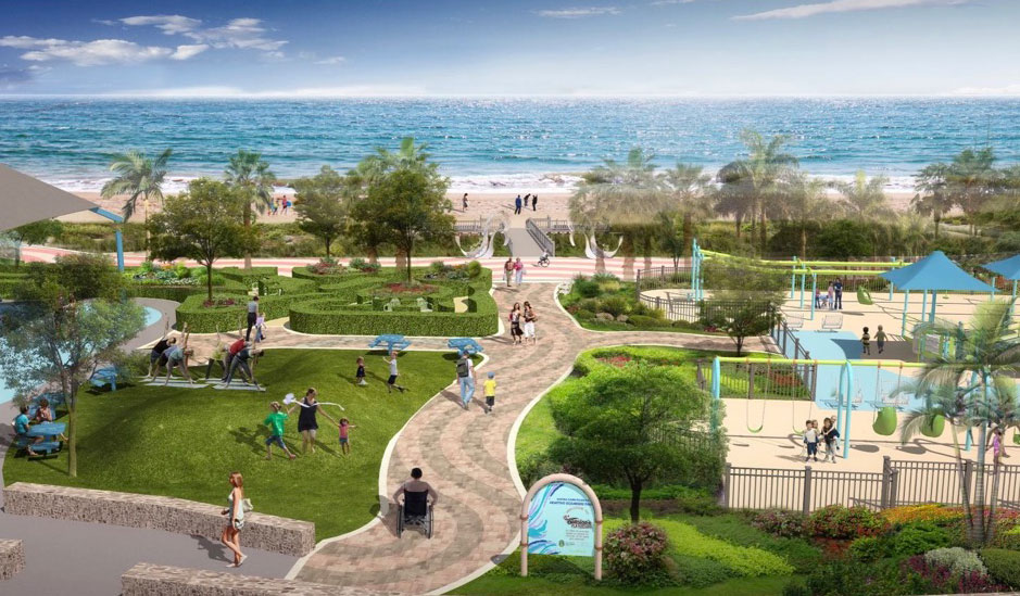 All-Inclusive, One-Of-A-Kind Adaptive Park Coming To Miami Beach