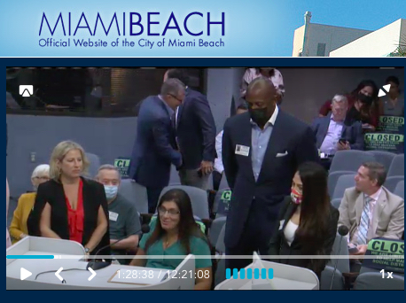 BREAKING NEWS! City of Miami Beach votes on $2.5 million deal to build nation's first adaptive fitness center for people with disabilities